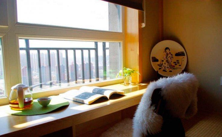 Письменный стол-подоконник — как правильно его оформить? 80 фото лучших идей.