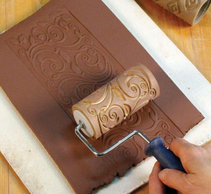 Валик для декоративной штукатурки