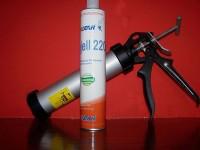 Пистолет колбовый для силикона с герметиком