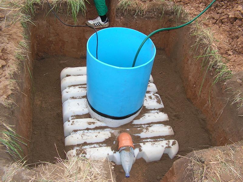 Строительство на участке с высоким уровнем грунтовых вод