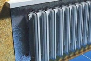 Теплоотражающий экран за радиатором: как установить самостоятельно и преимущества его использования
