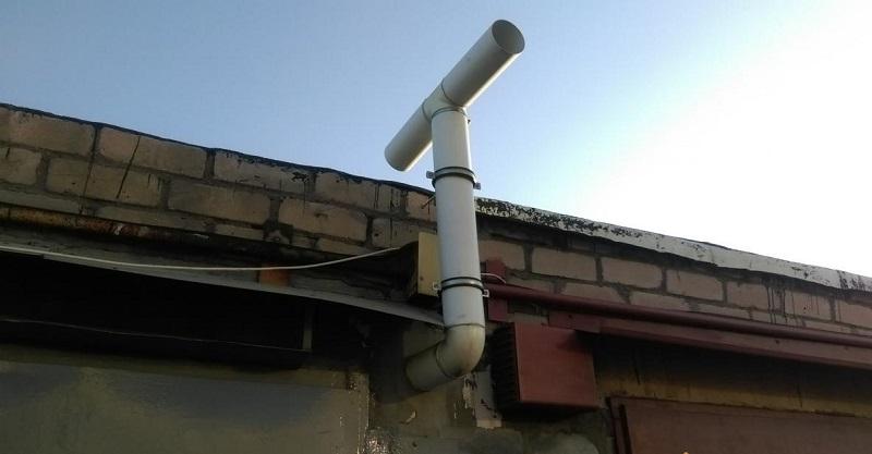 Комбинированная вентиляционная система