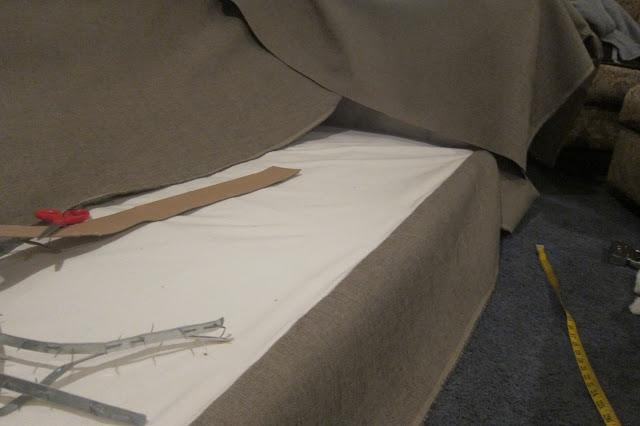 Процесс перетяжки: пошаговая инструкция