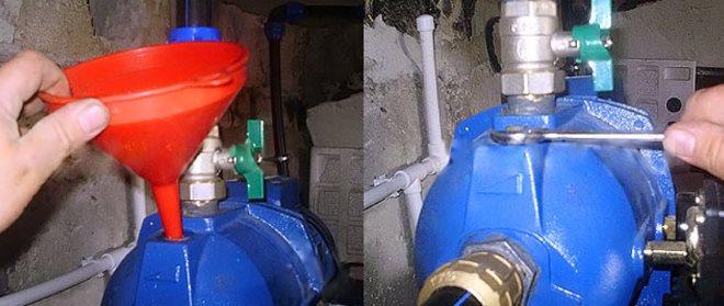 Подключение к водопроводной системе