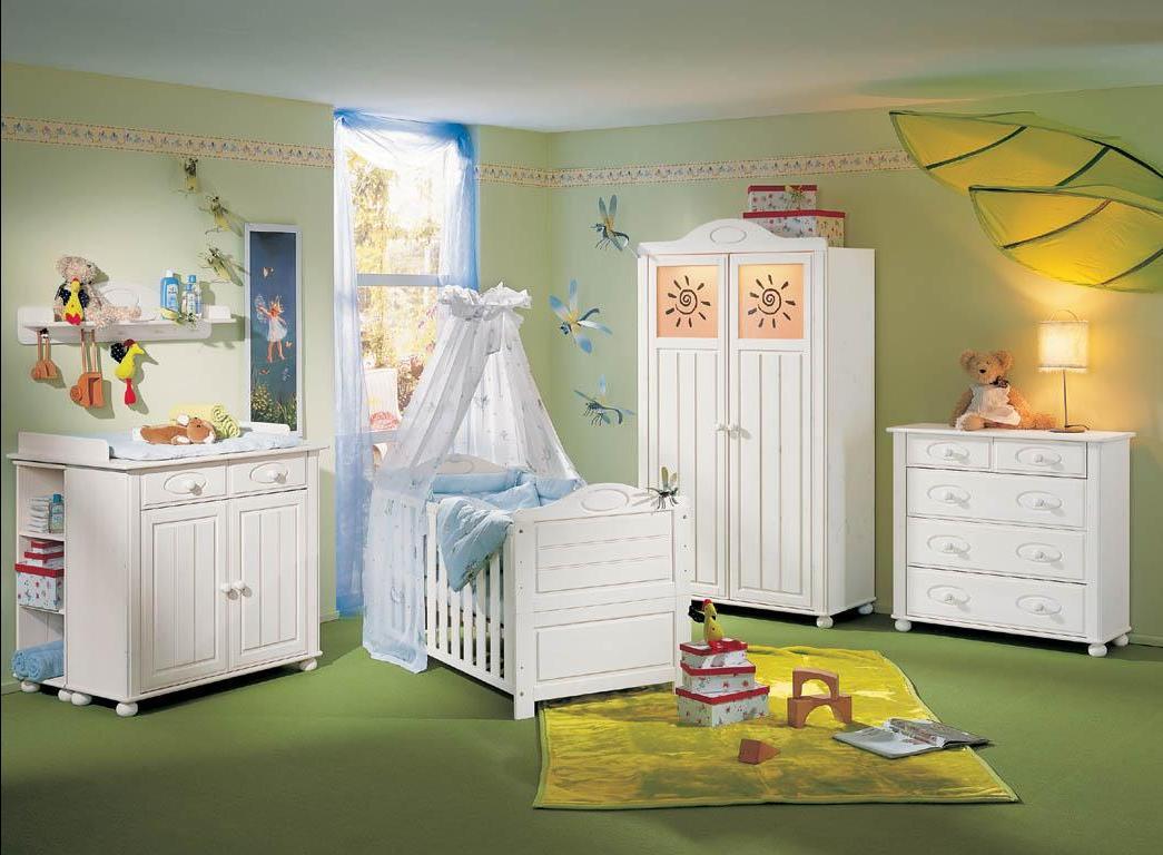 большая спальня для ребенка дизайн