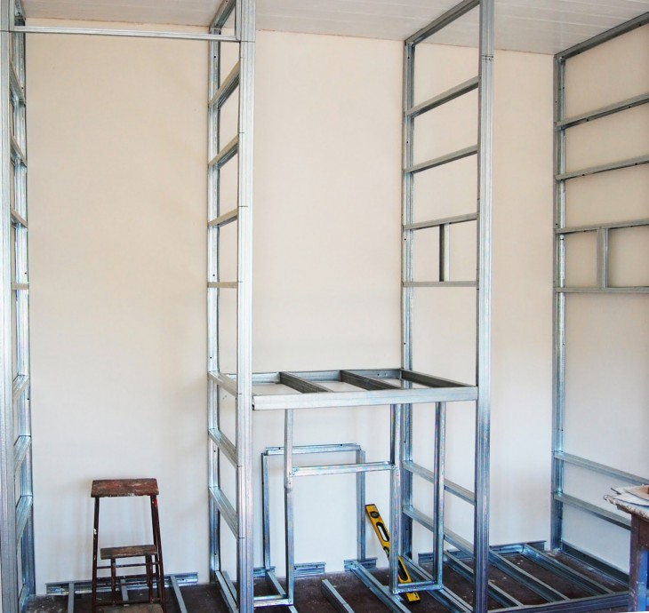 Шкаф-купе своими руками: как делается свой собственный шкаф? Чертежи и интересные варианты проектов (74 фото + видео)