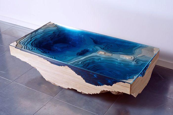 Декоративные характеристики материала позволяют создавать настоящие шедевры