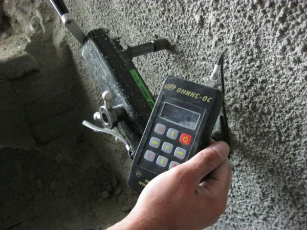 температурный режим при набор прочности бетона