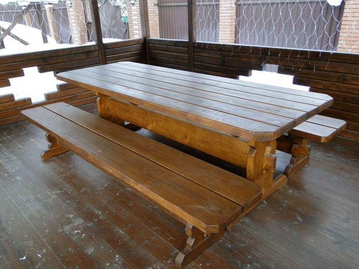 Создать стол своими руками из дерева для дачи — это не только труд, но и удовольствие. При взгляде на свою работу вы по праву будете чувствовать гордость