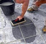 Как очистить тротуарную плитку от цемента - несколько полезных рекомендаций