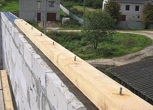 мурлаты крепления крыши