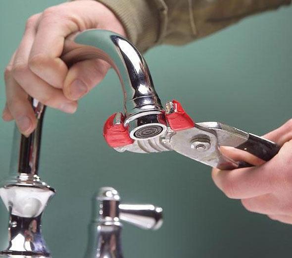 ремонт смесителя с душем