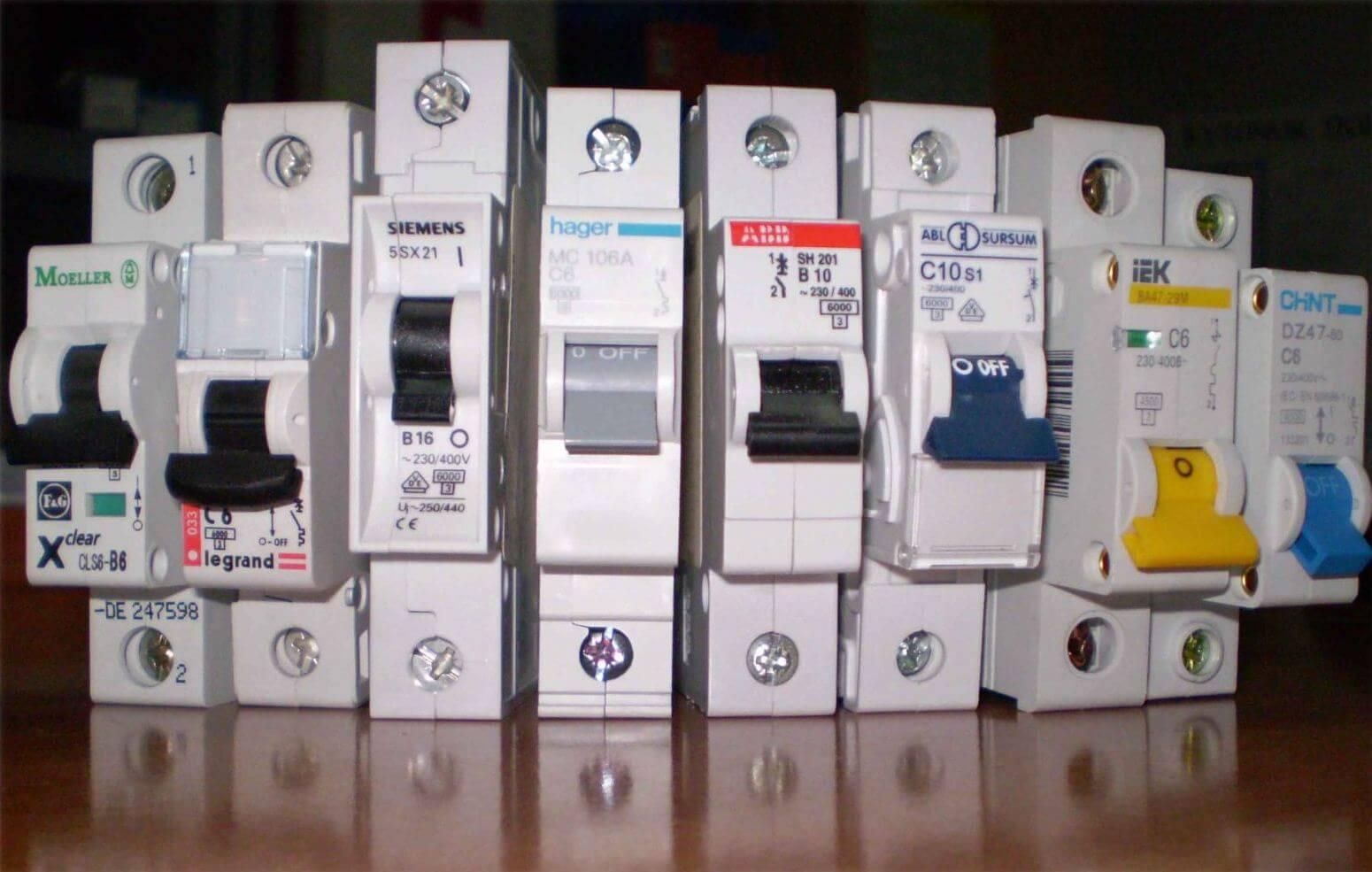 Фото производители коммутационных аппаратов