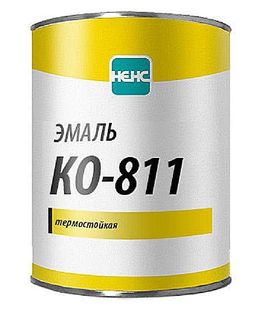 Термостойкая эмаль КО-811
