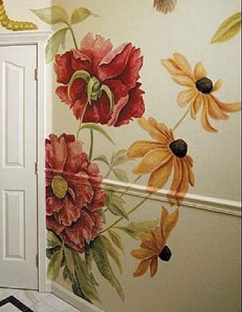 Важно грамотным сочетанием цветов и тонов добиться живости, объемности рисунка