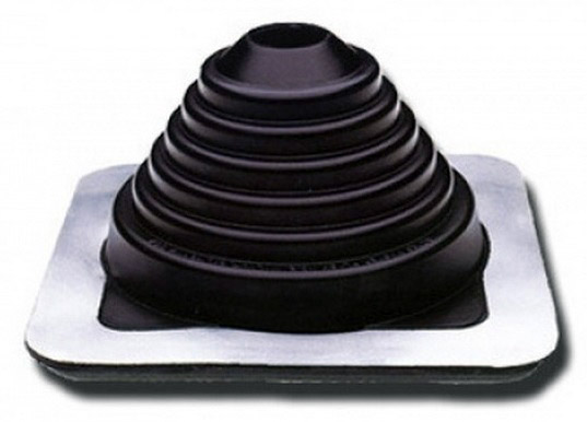 эластичный элемент для герметизации дымохода