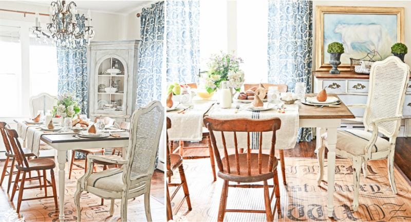 Кухонный стол своими руками - идеи дизайна