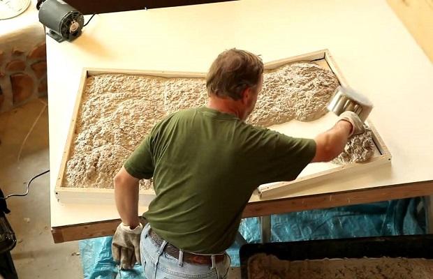 Компоненты для изготовления искусственного камня