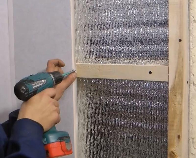 Как ставить панели на стену фото