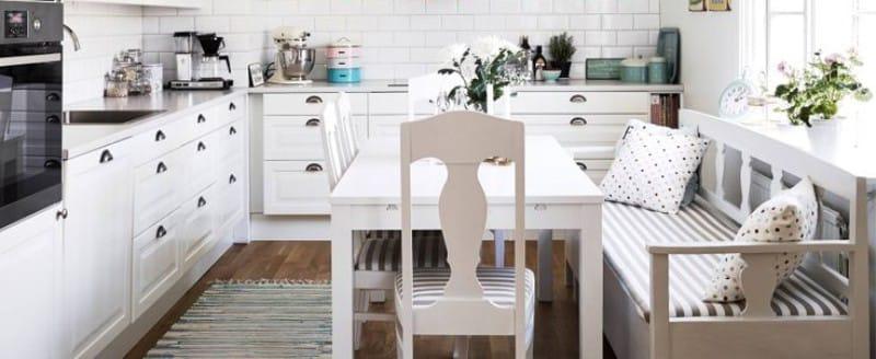 Обеденный стол - прямоугольный стандартных размеров