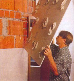 Как крепить гипсокартон к стене правильно: видео-инструкция по монтажу своими руками, можно ли закреплять прямо к стеновой поверхности, чем лучше это делать, цена, фото