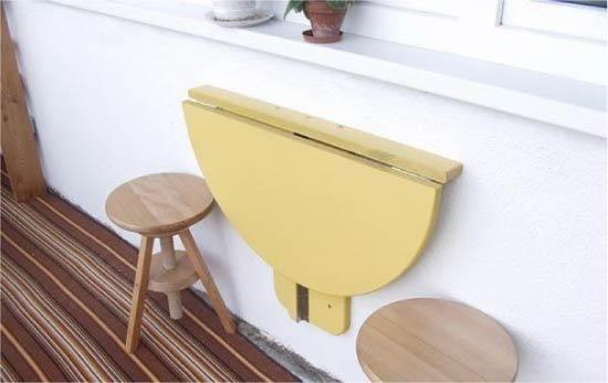 Откидной столик для подоконника