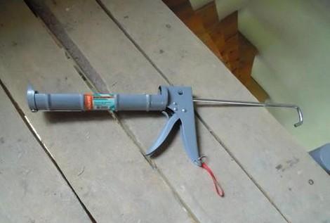 полукорпусный вариант пистолета