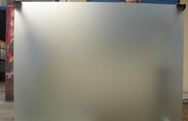 Матирование стекла в домашних условиях