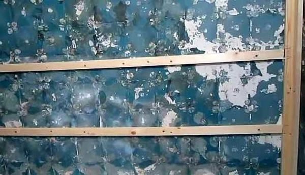 Деревянные планки для обрешетки под ПВХ панели