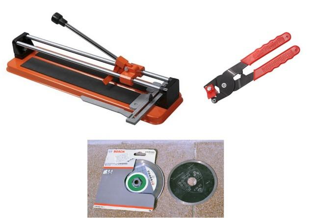 Инструменты для резки керамической плитки: без этого так или иначе – не обойтись