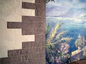 Декоративные панели на стену