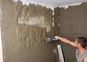 Проведение грунтовки стен