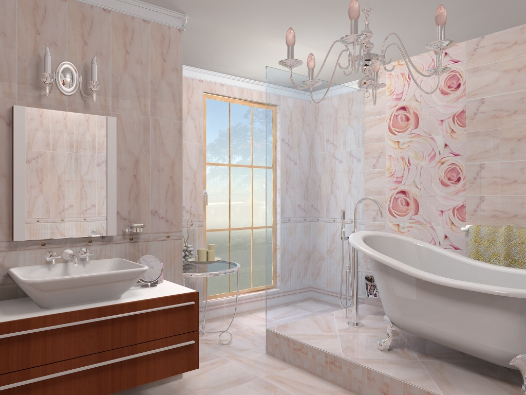 ПВХ-панели в ванной – это красиво и стильно