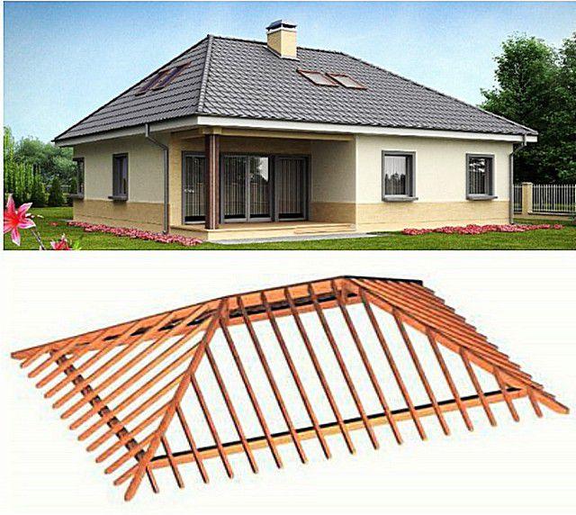 вид крыша конверт фото домов без стойка конце оказывается