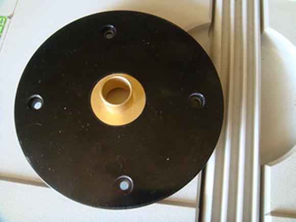 круглое приспособление для фрезера