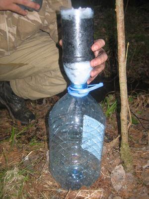 Самодельный фильтр для воды