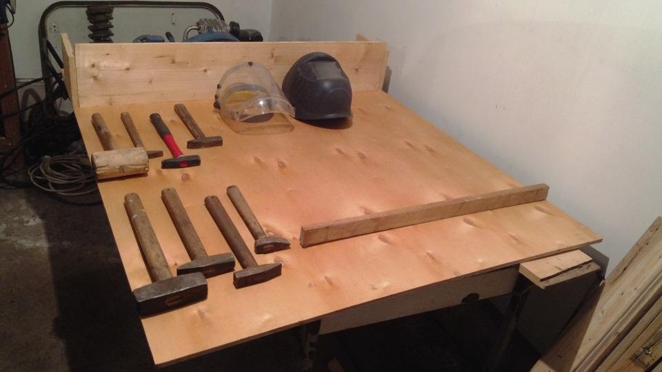 Щит для инструмента