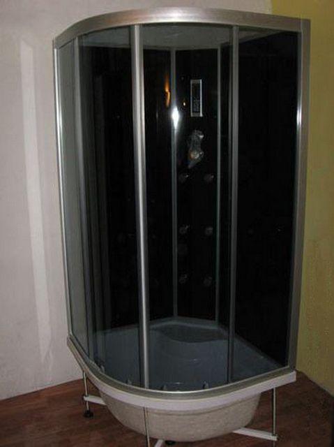 Дверцы навешены и проверены