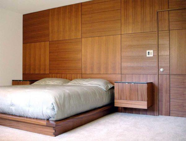 Стеновые панели для внутренней отделки имеют большой формат