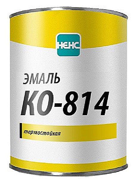 Термостойкая эмаль КО-814 предназначена для металлических элементов печей и каминов