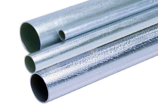 Оцинкованные стальные трубы: для домашнего водопровода – нежелательны… А вот для системы отопления будут в самый раз.