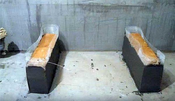 Штукатурим кирпичную основу под акриловую ванну