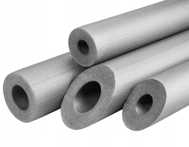 Утеплительные гильзы из вспененного полиэтилена для труб различного диаметра