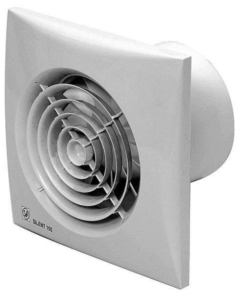 Вентилятор малой мощности для установки в отдушину