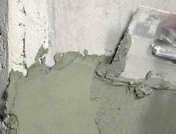 Цементно-известковый раствор более пластичный, но менее прочный