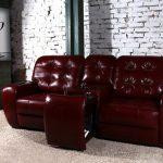 вишневая рбивка дивана