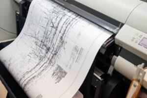 Печать и ксерокопия чертежей