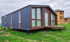 Модульные дома: обзор возможностей модульного строительства