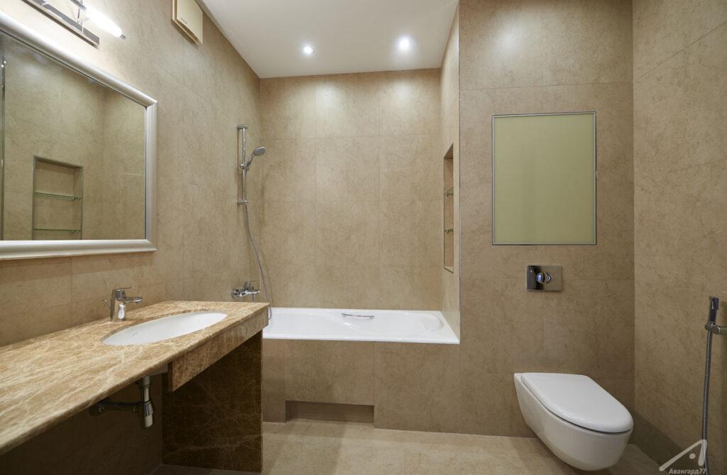 Особенности проведения ремонта ванной комнаты