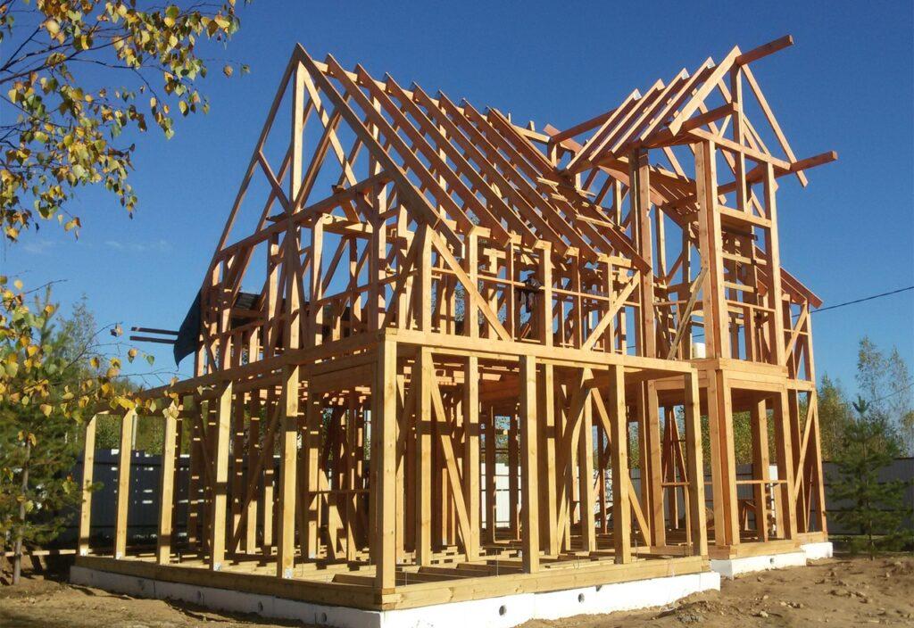 Полный комплекс строительства домов